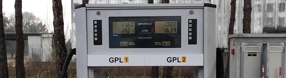 Gas GPL per auto